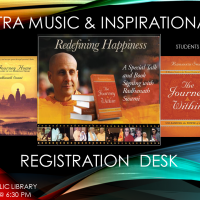 """Mantra Music & Inspirational Talk on """"REDEFINING HAPPINESS"""""""