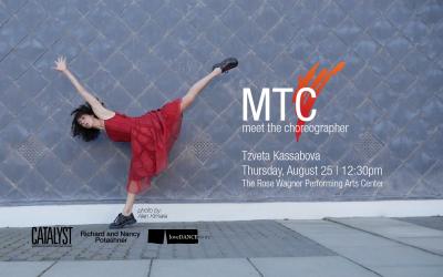 Meet the Choreographer: Tzveta Kassabova