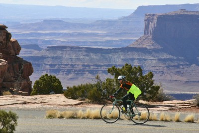 Moab Century Tour - Road Cycling in Moab