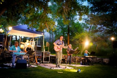 Music and Movie in the Park: Shane Lee Band and Ho...