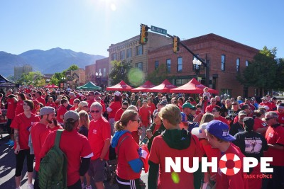 Northern Utah Suicide Awareness Walk
