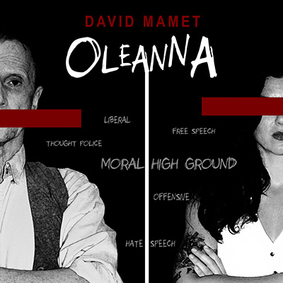 an analysis of the story ending of oleanna by david mamet Find great deals on ebay for oleanna dvd shop with confidence.