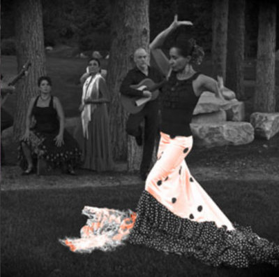 RDT's Ring Around the Rose Presents: Tablado Flamenco