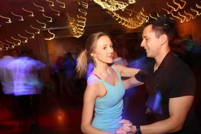 Salsa Dance Social - Unplug to Latin Music!