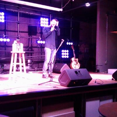 The Joseph Richards Show: Improvisational Stand-Up Comedy