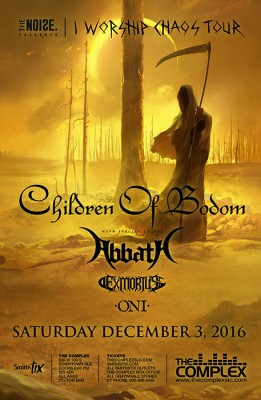 The Noise Presents: Children Of Bodom