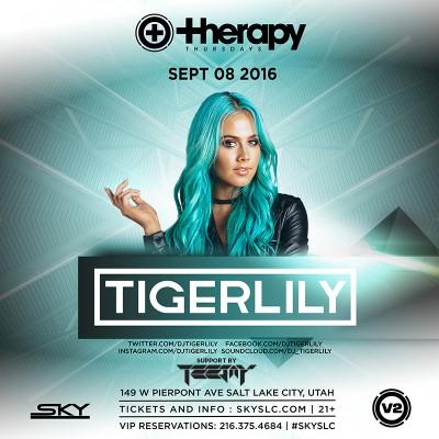 Therapy Thursdays: Tigerlily