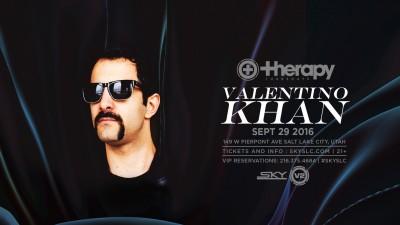 Therapy Thursdays: Valentino Khan