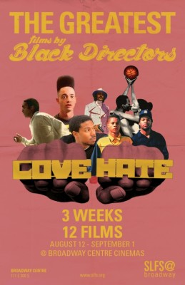 THE GREATEST films by Black Directors