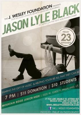 Second Annual Benefit Concert featuring Jason Lyle Black