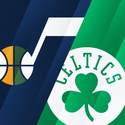 Utah Jazz vs. Boston Celtics