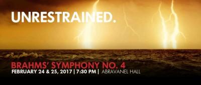 Brahms' Symphony No. 4