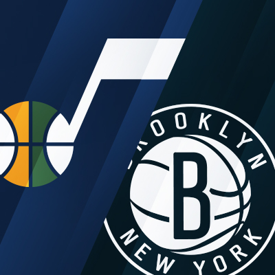 Utah Jazz vs. Brooklyn Nets
