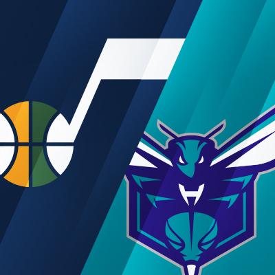 Utah Jazz vs. Charlotte Hornets