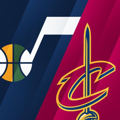 Utah Jazz vs. Cleveland Cavaliers