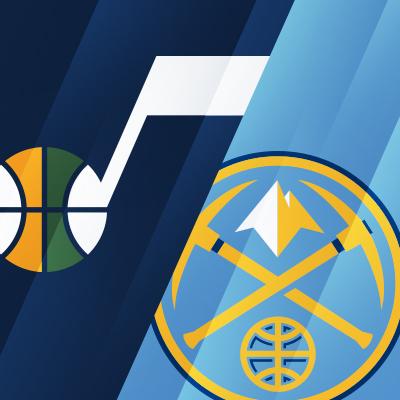 Utah Jazz vs. Denver Nuggets