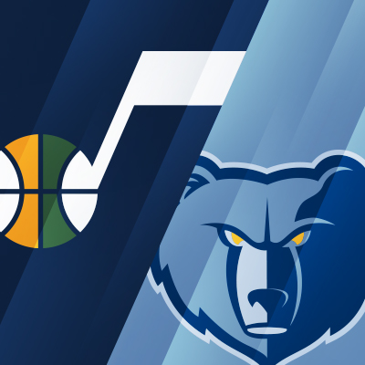 Utah Jazz vs. Memphis Grizzlies