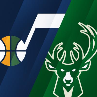 Utah Jazz vs. Milwaukee Bucks