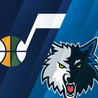 Utah Jazz vs. Minnesota Timberwolves