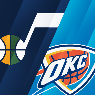 Utah Jazz vs. Oklahoma City Thunder