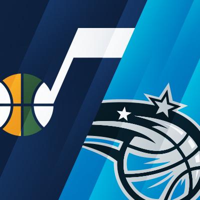 Utah Jazz vs. Orlando Magic