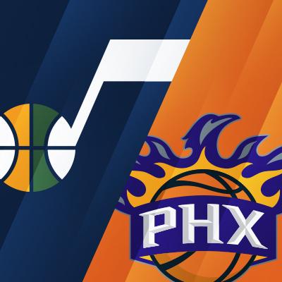 Utah Jazz vs. Phoenix Suns