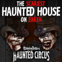 Strangling Brothers Haunted Circus: Utah's triFECta of Fear