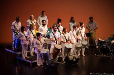 Samba Fogo Drum Audition #1