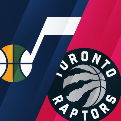 Utah Jazz vs. Toronto Raptors