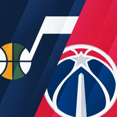 Utah Jazz vs. Washington Wizards
