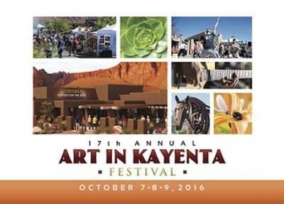 Art in Kayenta Festival