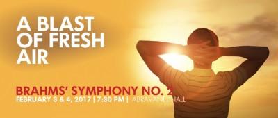 Brahms' Symphony No. 2