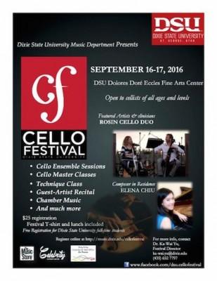 2016 Cello Festival