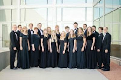 Chamber Singers, Concert Choir and Women's Choir