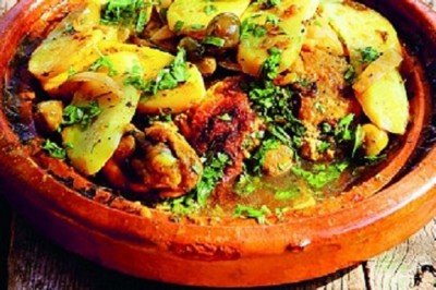 An Evening In Morocco - Essentials Of Moroccan Cooking
