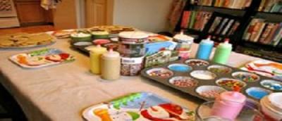 Children's Cookie Decorating Class
