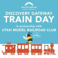 Discovery Gateway Train Day