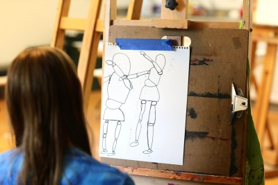 Drawing and Painting for Creative Tweens and Teens