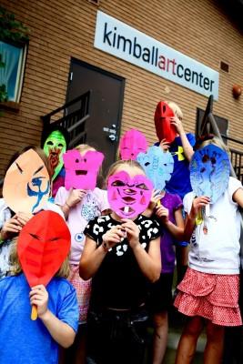 Fall Break Art Kids Camp