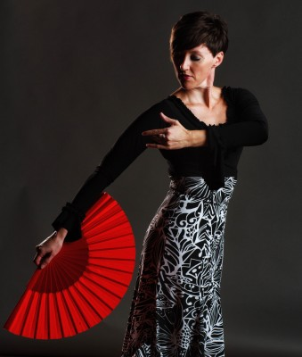 Flamenco with Props