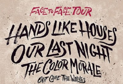 Hands Like Houses and Our Last Night