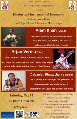 Hindustani Instrumental Ensemble