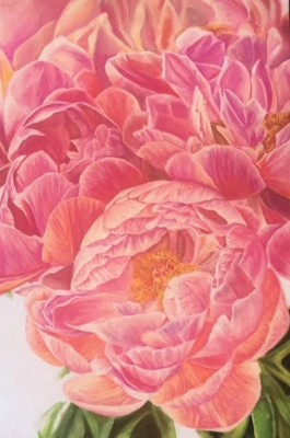 Intro to Pastels: Florals and Botanicals