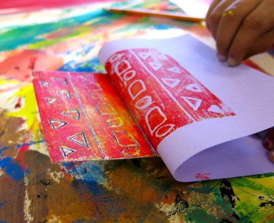 Kids Printmaking Workshop