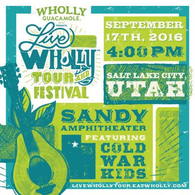 Live Wholly Festival