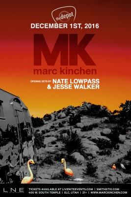 MK at the Depot