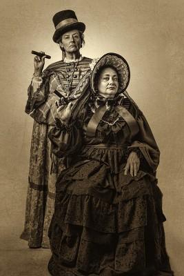Mary and Myra