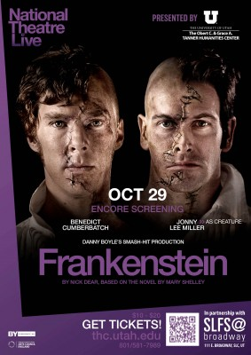 National Theater Live Presents Frankenstein (Encore)