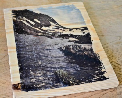 Photo Wood Transfer Workshop for Teens