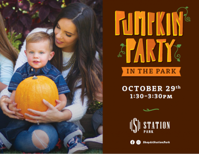 Pumpkin Party In The Park